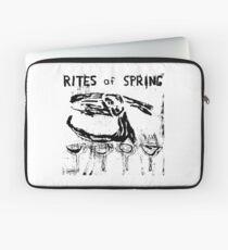 Rites of Spring Band Laptop Sleeve