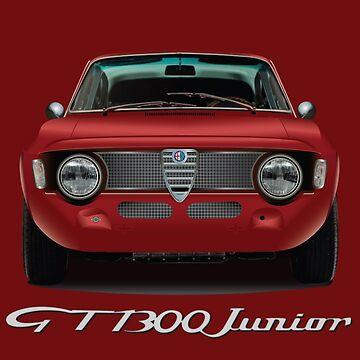 Alfa Romeo 105 Bertone 1300 Giulia GT by fmd159