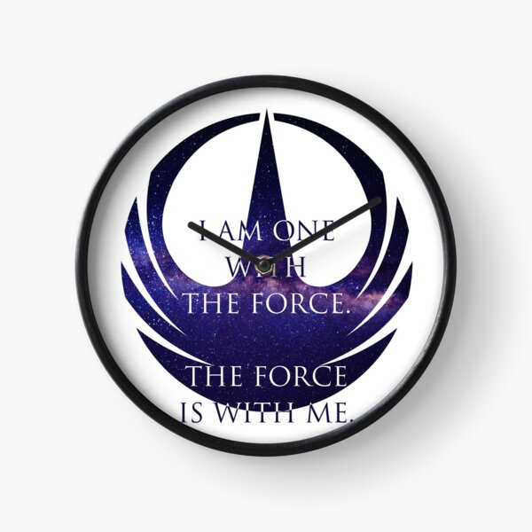 The Force Clock