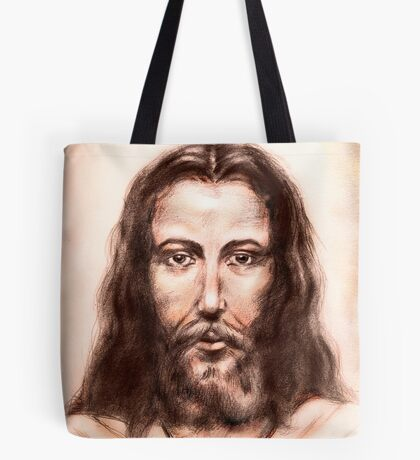 "He is Lord (""I am the Light of the world"") Tote Bag"