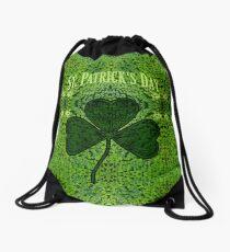St. Patrick Drawstring Bag