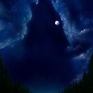 Wolves Night by Knightosity