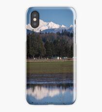 Mount Baker, Whatcom County, Washington iPhone Case