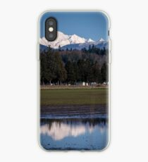 Mount Baker, Whatcom County, Washington iPhone Case