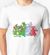 Zookie and Friends Slim Fit T-Shirt