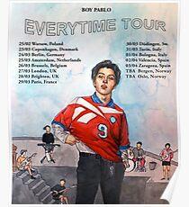 Boy Pablo - Tour Art Poster