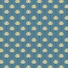 Leaves Pattern on blue by pASob-dESIGN