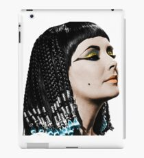 Cleopatra Recolor iPad Case/Skin