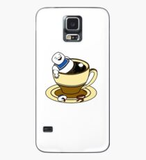 RELAXING MARSHMALLOW MAN - 0291 Case/Skin for Samsung Galaxy
