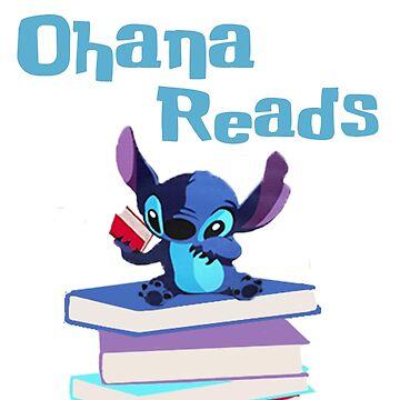 Ohana Reads Logo by OhanaReads