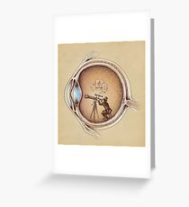 Extraordinary Observer Greeting Card