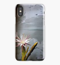Lady Of Mars - Texturized iPhone Case