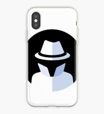 The Spy Brief Logo iPhone Case
