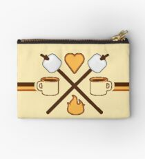 Campfires, Friends, and Marshmallows Studio Pouch