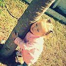 tree hugger♥ by rebeccacuriel