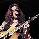 Bonnie Raitt by Stephan Parylak