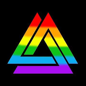 WWCOMMS rainbow by inge-enter