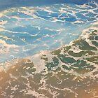 Foamy Wave by Lindsay Merwin