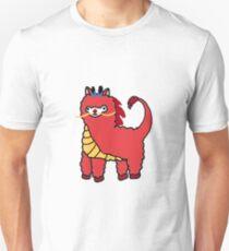Mushu the Alpaca Unisex T-Shirt