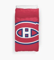 The Warriors from Montreal Duvet Cover