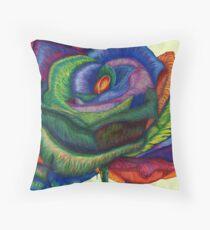 Fancy Me!  (Rainbow Roses) Floor Pillow