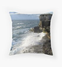 Westerly winds Throw Pillow