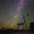 Star.Trail.4346.aurora. by Murray Wills