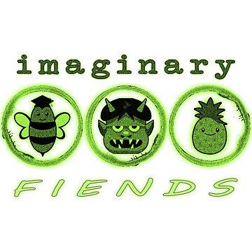 Imaginary Fiends Green by robinherrick
