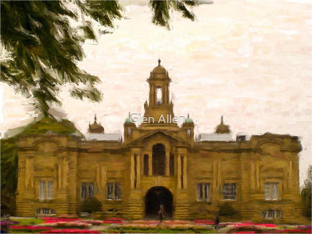Cartwright Hall - Bradford by Glen Allen