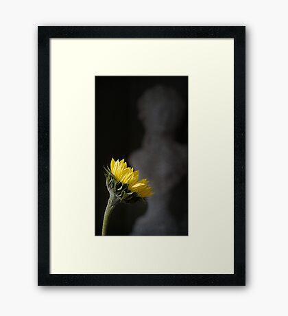 Homage Framed Print