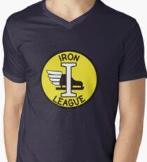 Iron League Men's V-Neck T-Shirt