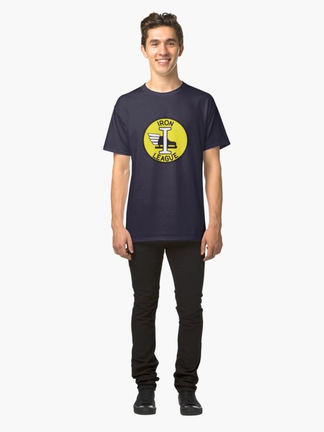 Alternate view of Iron League Classic T-Shirt