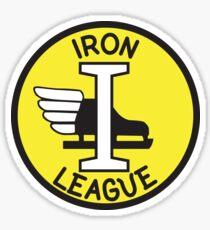 Iron League Sticker