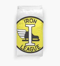 Iron League Duvet Cover