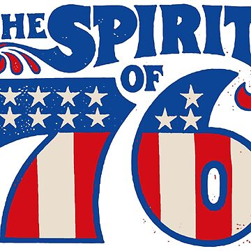 The spirit of 76 ' by savage-wear