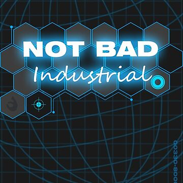 Not Bad Insustrial Tech Iphone case by aaronwatkins21