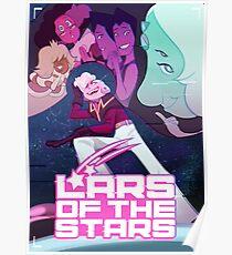 lars of the stars Poster