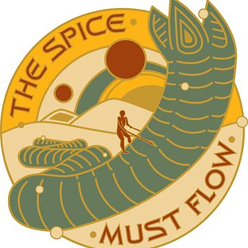 The Spice Must Flow by Olivia-Grimley