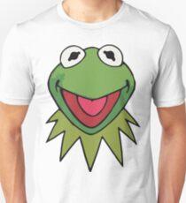 Kermit the Frog Cute Green Unisex T-Shirt