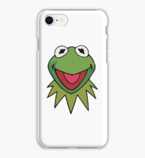 Kermit the Frog Cute Green iPhone 8 Case