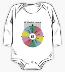Lil Wheel of Fortune One Piece - Long Sleeve