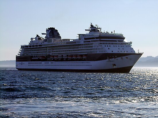 Celebrity Infinity by George Cousins