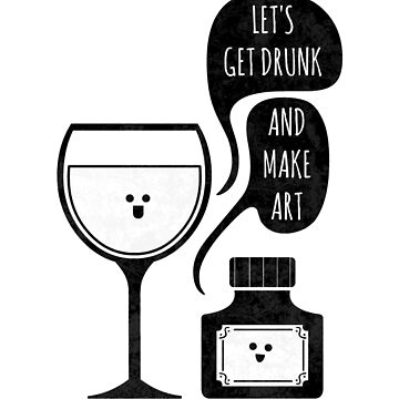 Drink & Draw by theodorezirinis
