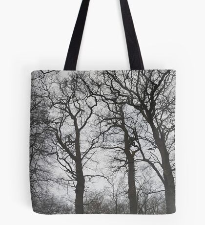 Hoge bomen ~ High trees Tote Bag