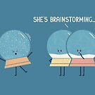 Brainstorming V2 by Teo Zirinis