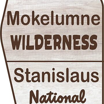 Mokelumne Wilderness, Stanislaus National Forest by ginkgotees