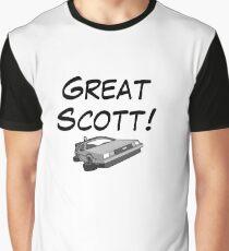 GREAT SCOTT - 0223 Graphic T-Shirt