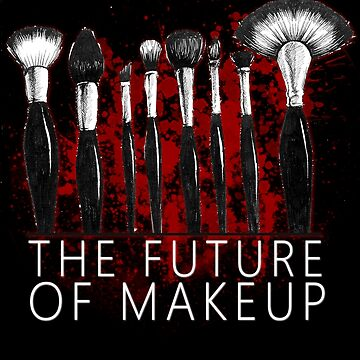 The Future of Makeup - Black by StrykingFX