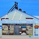 Woolwich St Deli by Joan Wild