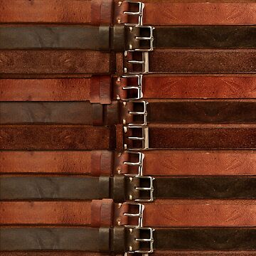Leather Straps by adamcampen